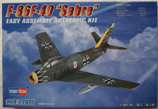 Hobbyboss 1/72 80259 North American F-86F-40
